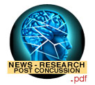 concussions research